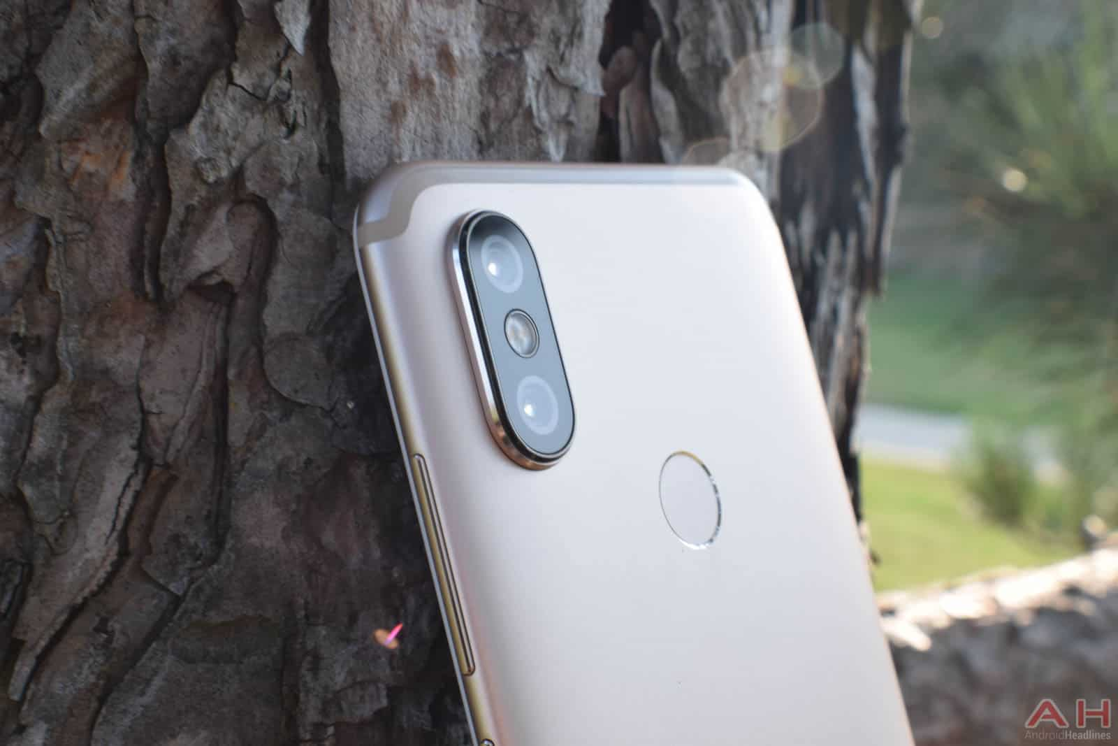 Xiaomi Mi A2 Android One Review AM AH 18