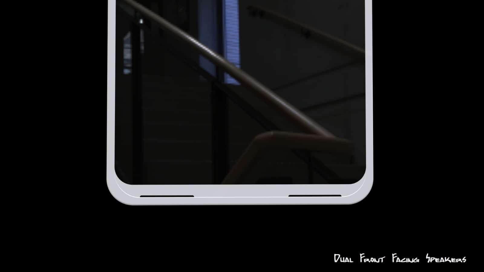 Xiaomi Mi MIX INFLUX concept 2