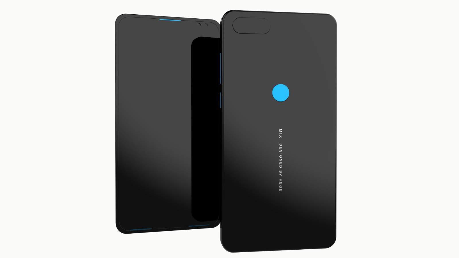 Xiaomi Mi MIX INFLUX concept 6