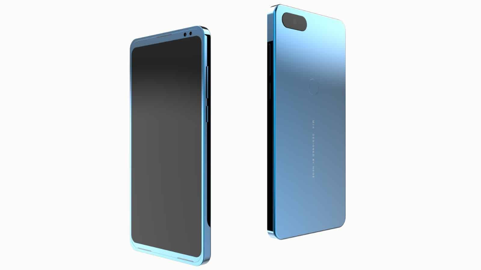Xiaomi Mi MIX INFLUX concept 7