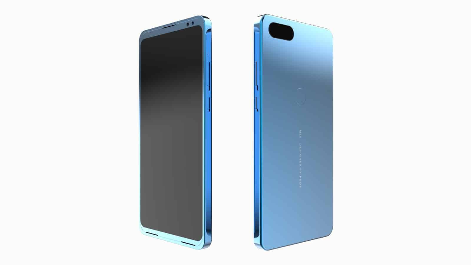 Xiaomi Mi MIX INFLUX concept 8