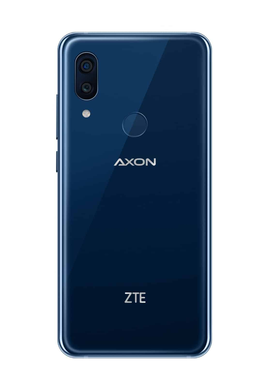 ZTE Unveils Axon 9 Pro With SD845, 6GB Of RAM & OLED ...