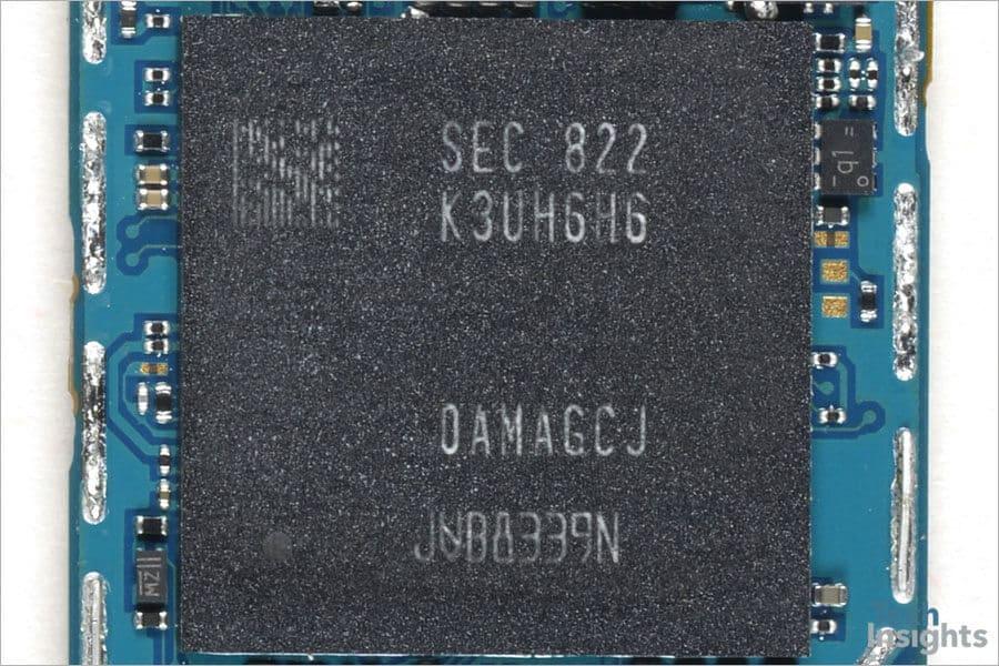 sq samsung galaxy note9 teardown from TechInsights 05
