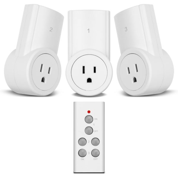 Save 30% on Etekcity Remote Control Outlets - (Amazon)