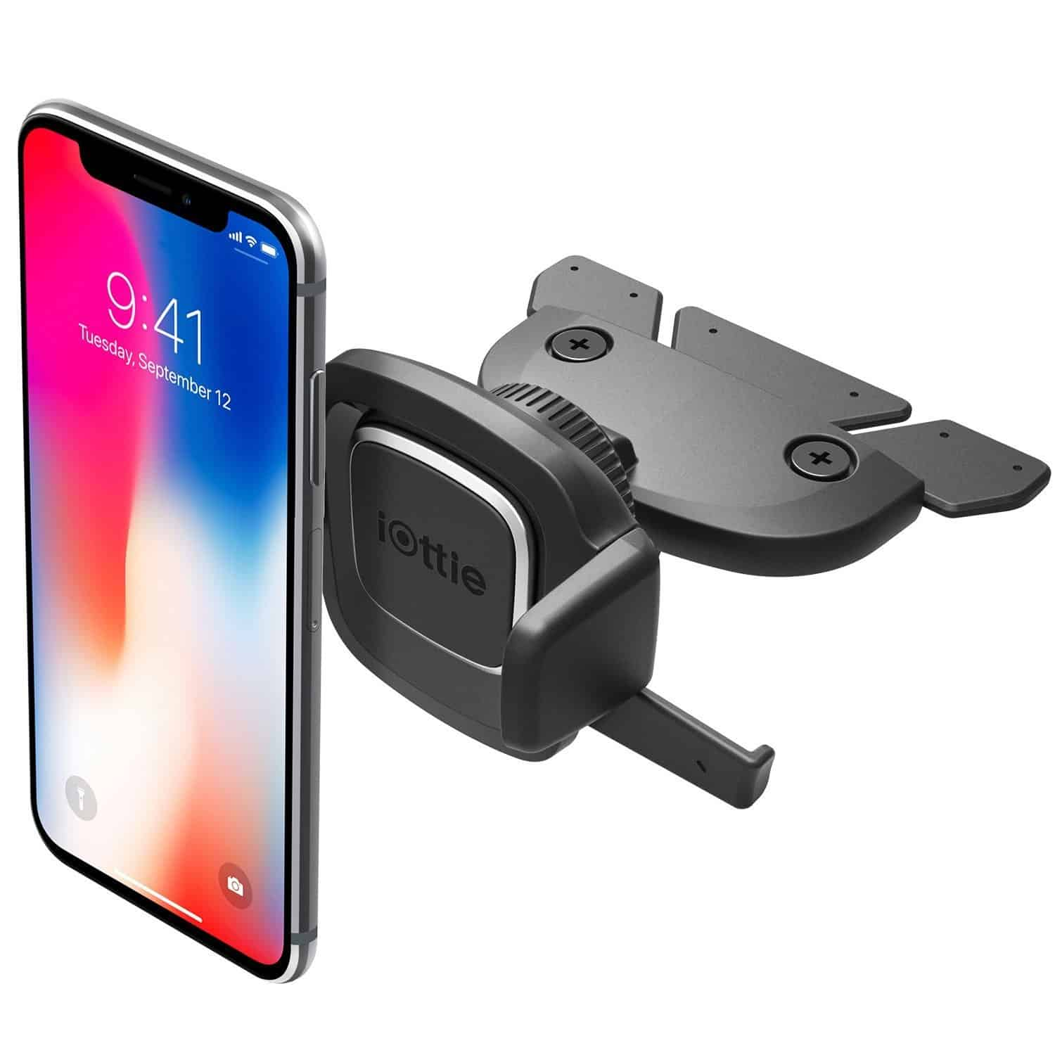 iOttie Easy One Touch 4 CD Slot Car Mount