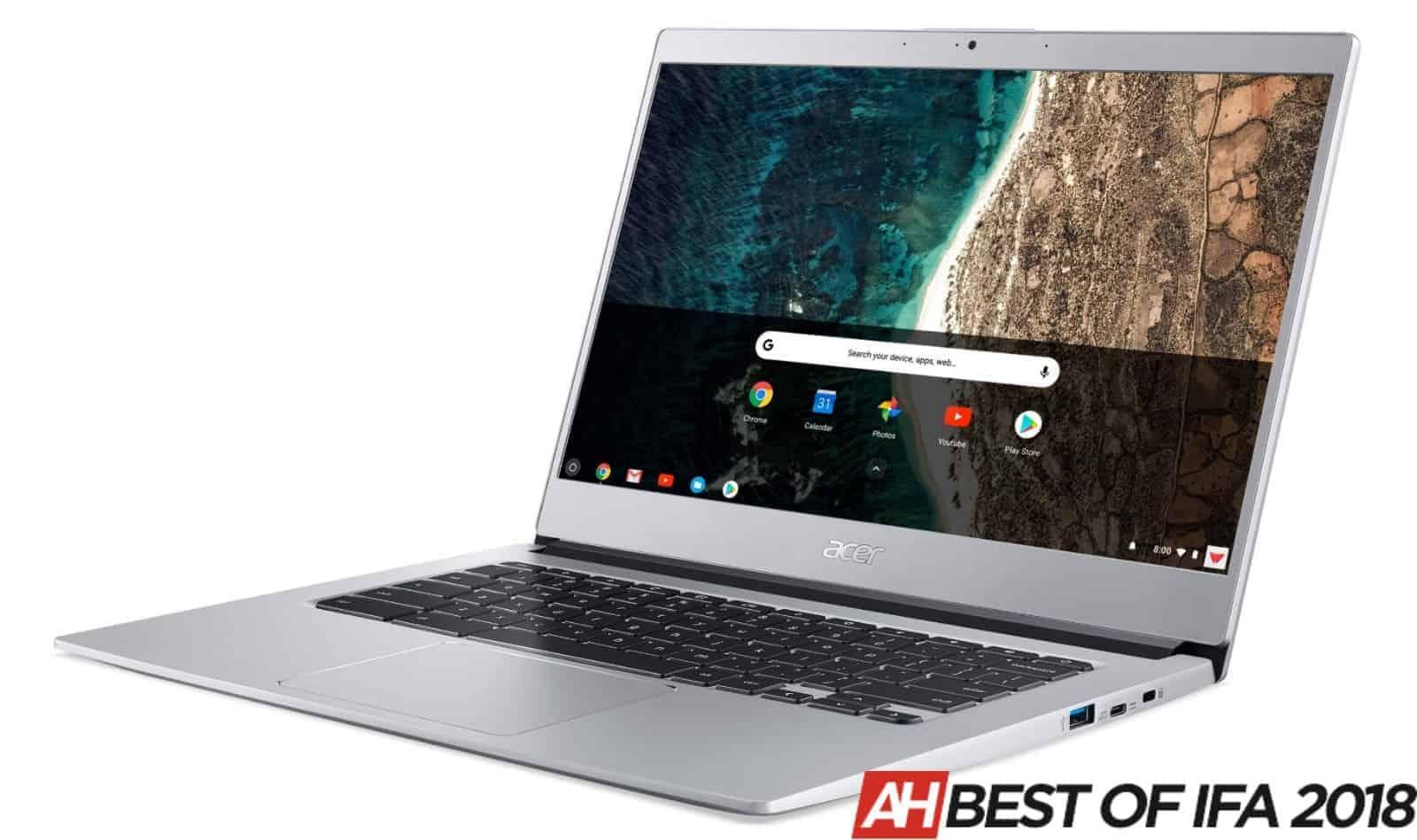 AH Acer Chromebook 514 IFA 2018 award 1