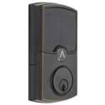 ARRAY By Hampton Connected Lock Barrington Tuscan Bronze 3Q Closed