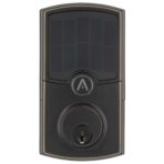 ARRAY By Hampton Connected Lock Barrington Tuscan Bronze Closed