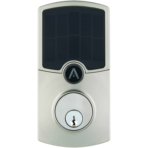 ARRAY By Hampton Connected Lock Cooper Satin Nickel Closed