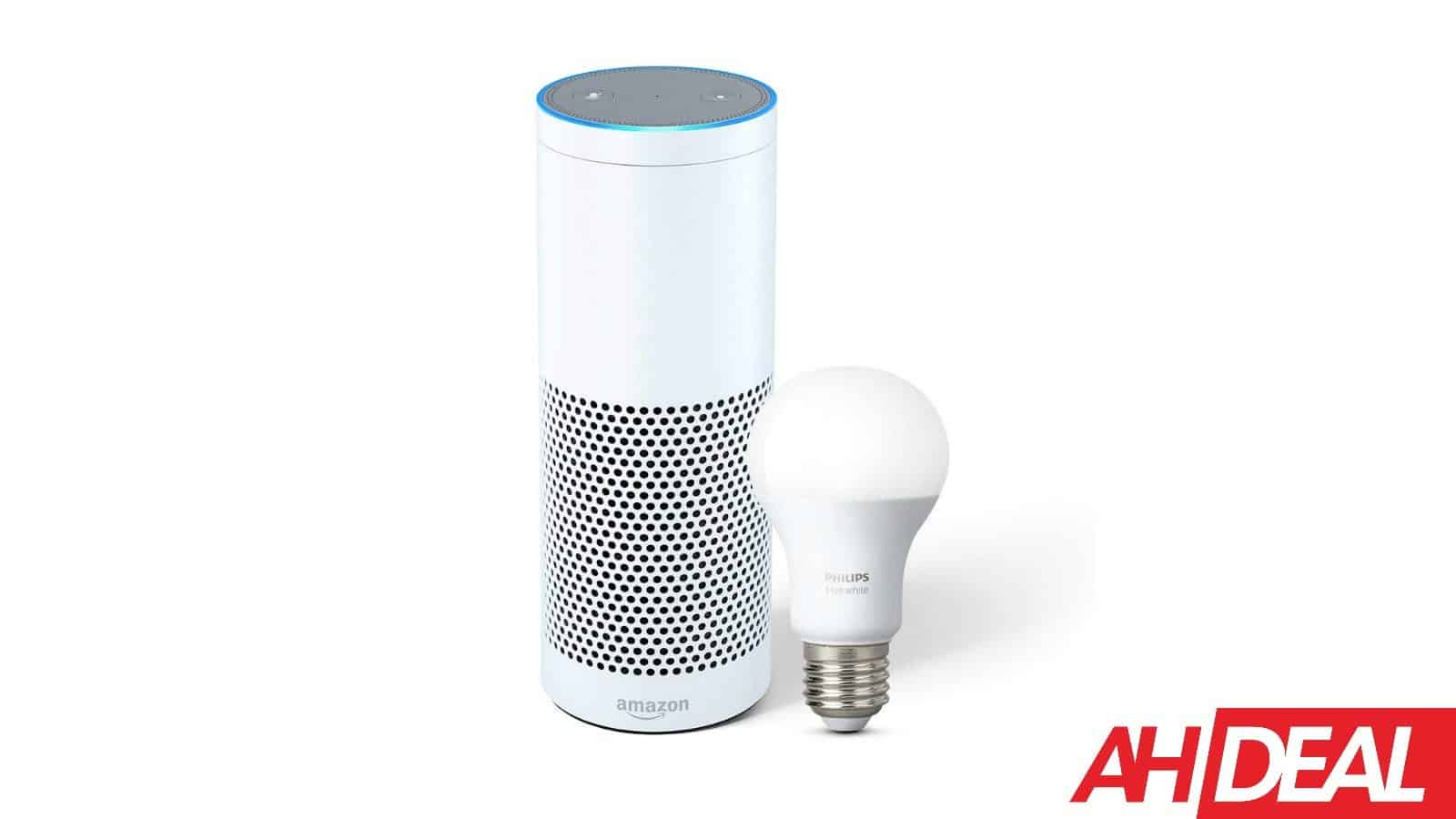 deal amazon echo plus philips hue bulb for 99 september 2018 android news. Black Bedroom Furniture Sets. Home Design Ideas
