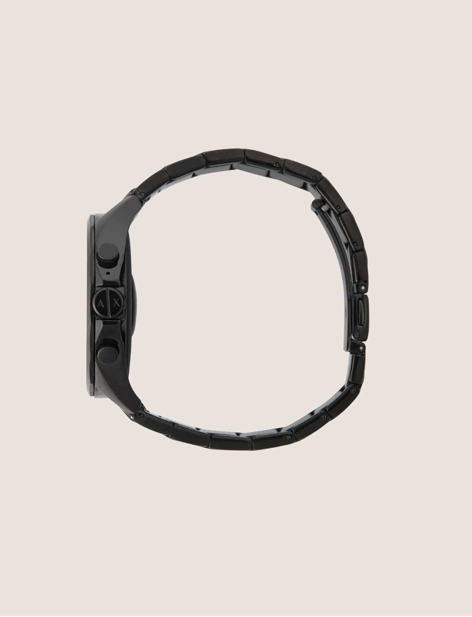 'Connected' Is The First Armani Exchange Wear OS Watch ...