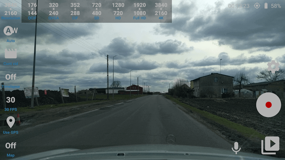 Car Camera app image 2