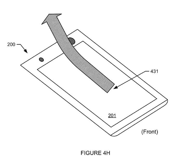 Facebook Patent Looks To Bring 3d Gestures To Applications on wireless phone charger