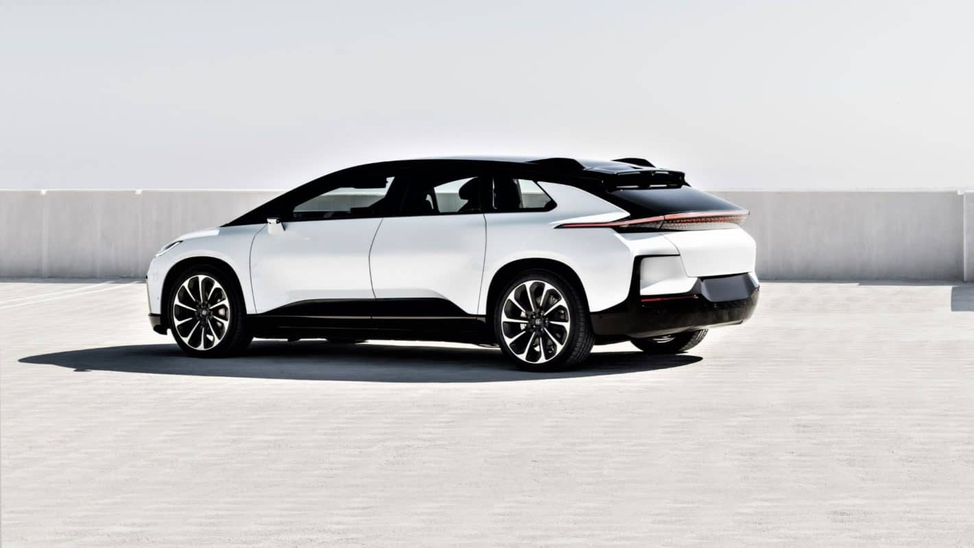 Former Tesla Exec Joins Faraday Future Despite Financial Woes
