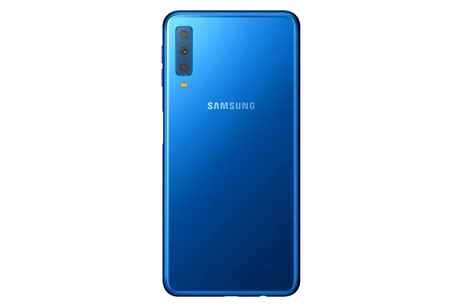 Galaxy A7 2018 official image 2