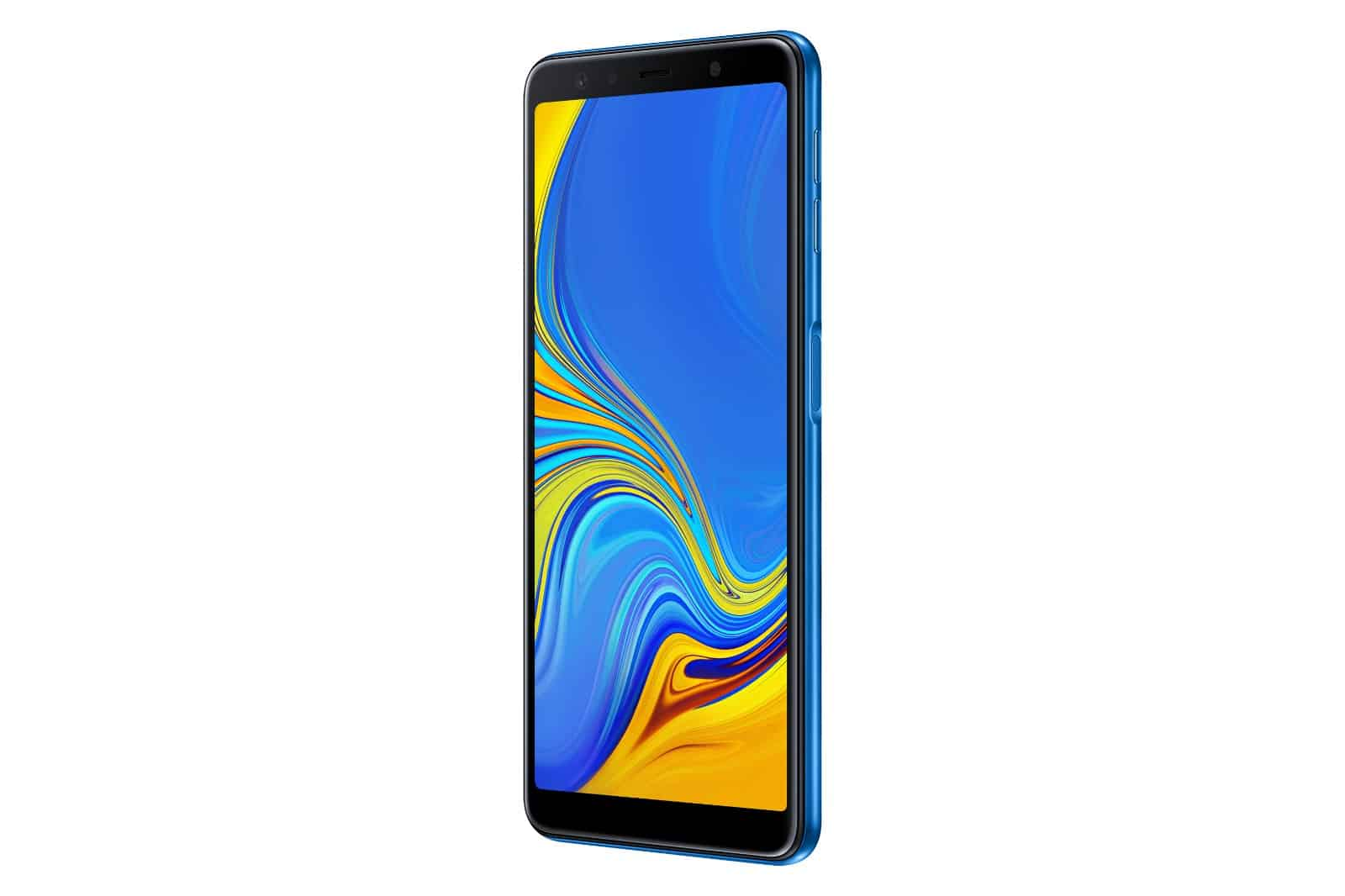 Galaxy A7 2018 official image 3
