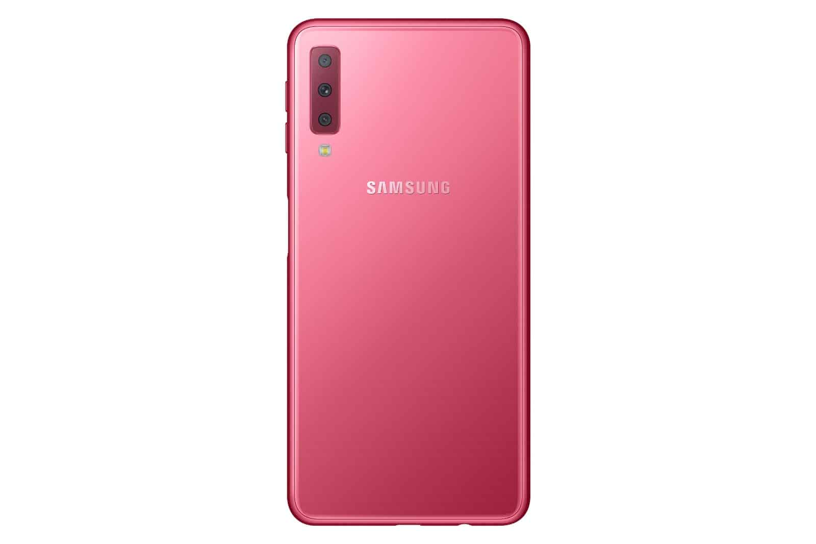 Galaxy A7 2018 official image 9
