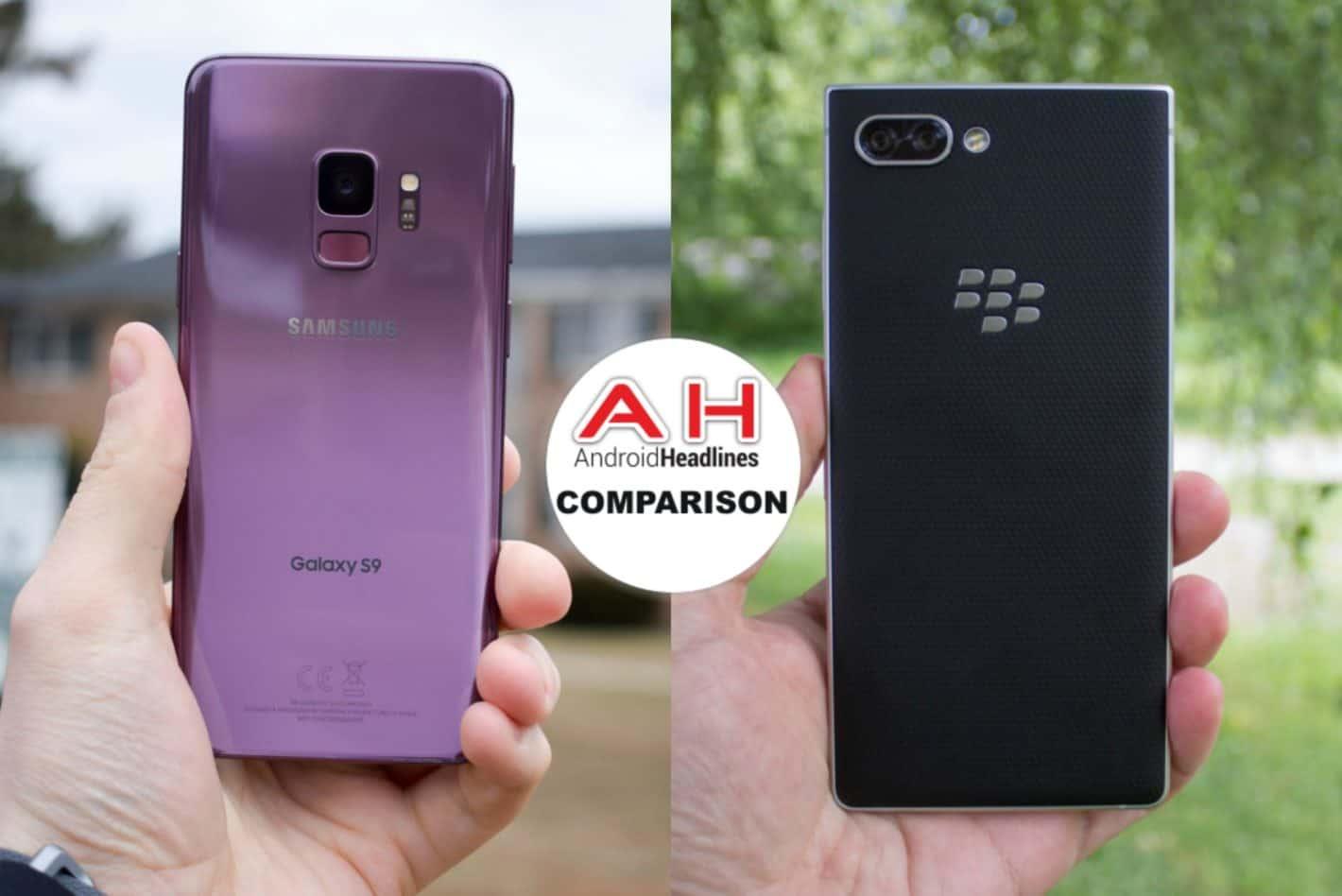 Galaxy S9 BB KEY2 Comp AH 01