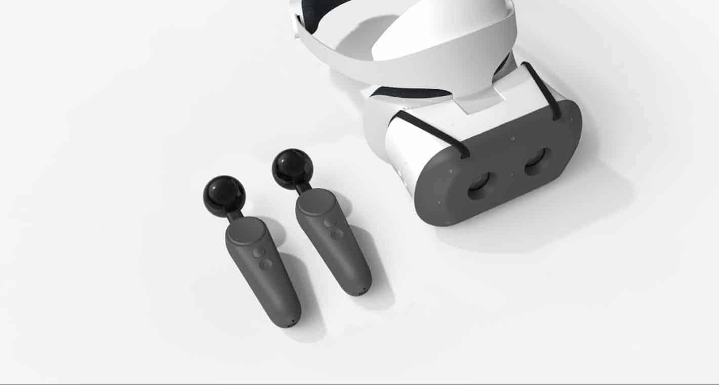 Google Daydream Mirage Solo 6DoF Controller