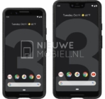 Google Pixel 3 Pixel 3 XL renders from NieuweMobiel