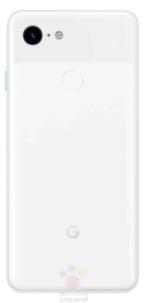Google Pixel 3 Press Render from WinFuture 02