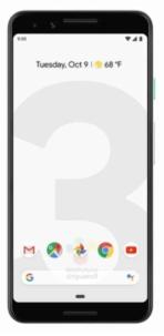 Google Pixel 3 Press Render from WinFuture 04