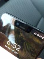 Google Pixel 3 XL Lyft leak 2