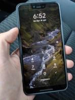 Google Pixel 3 XL Lyft leak 3