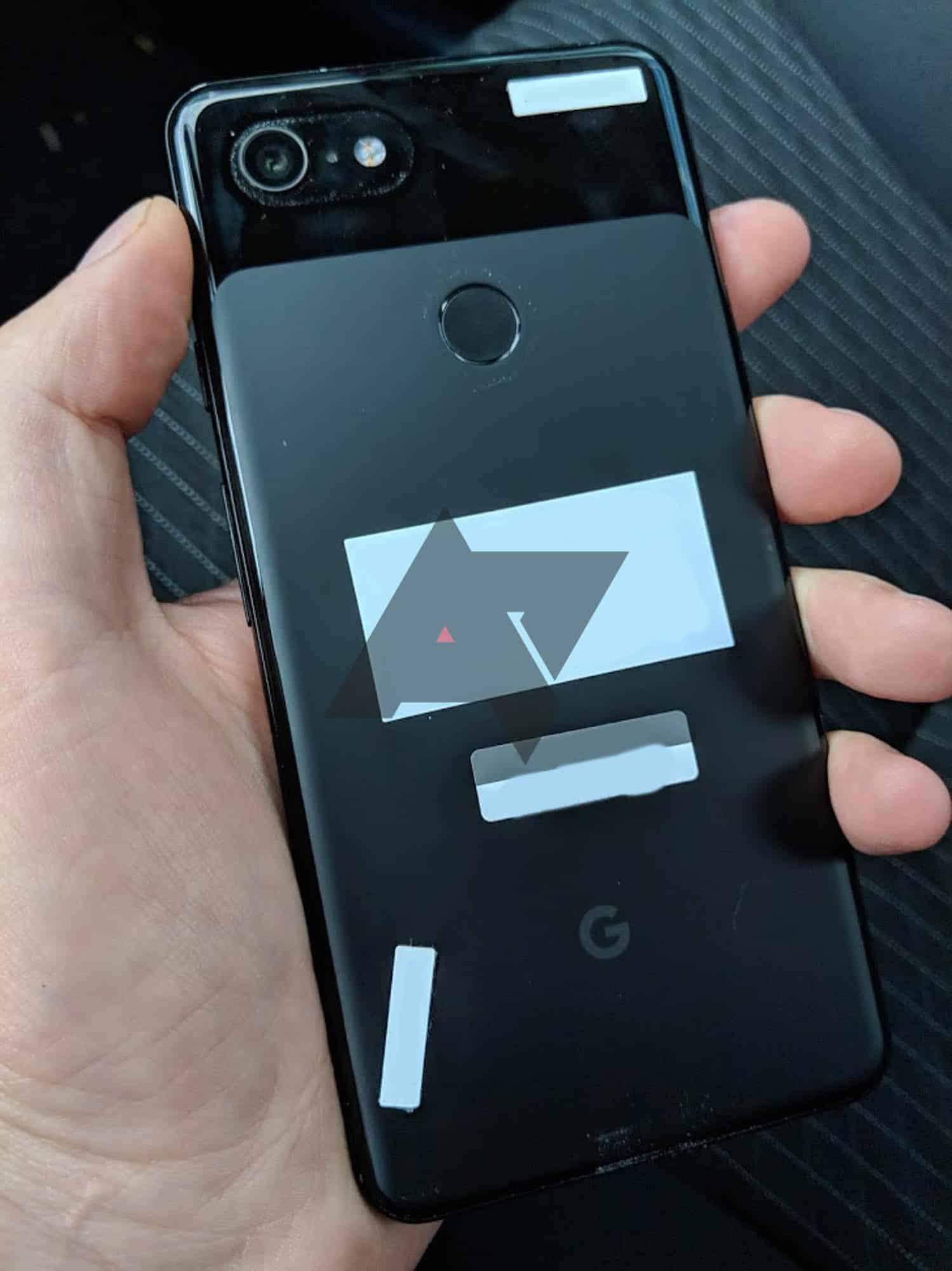 Google Pixel 3 XL Lyft leak 4