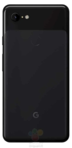 Google Pixel 3 XL Press Render from WinFuture 06