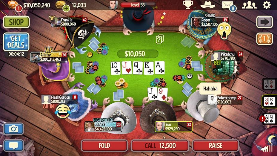 Top 10 Best Android Games Poker September 2018