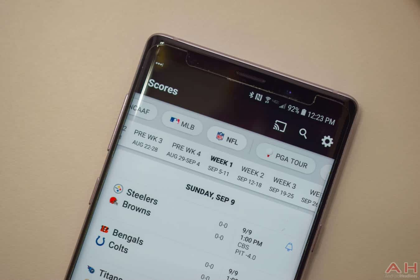How To Watch The 2018-19 NFL Football Season On Android