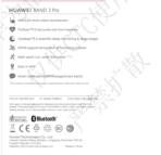 Huawei Band 3 Pro FCC 02
