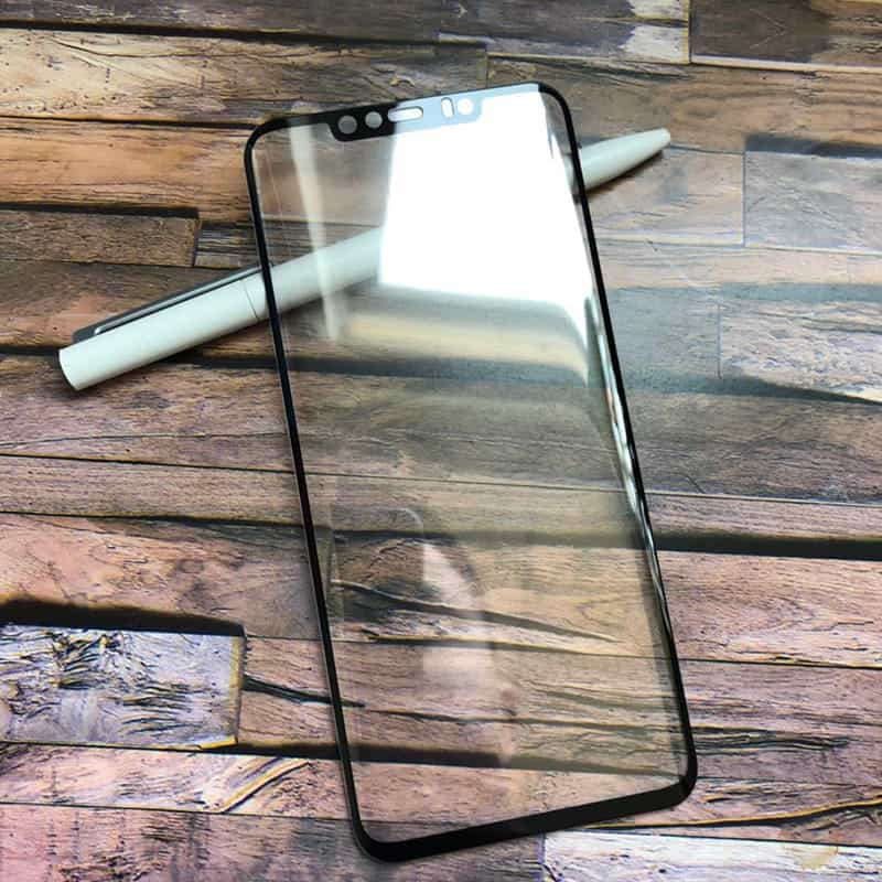 Huawei Mate 20 Pro front panel leak 1