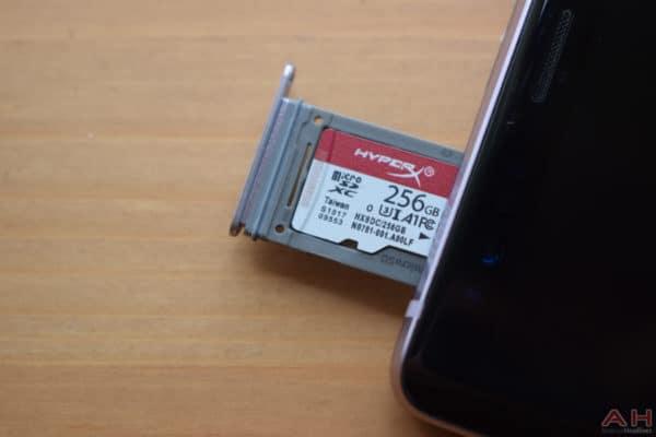 HyperX Gaming Micro SD Card AM AH 4
