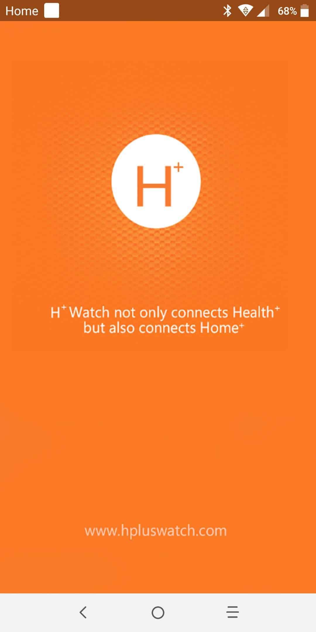No 1 F18 Smartwatch Review app scrnsht 01