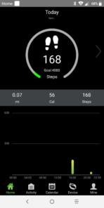 No 1 F18 Smartwatch Review app scrnsht 02