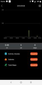 No 1 F18 Smartwatch Review app scrnsht 03
