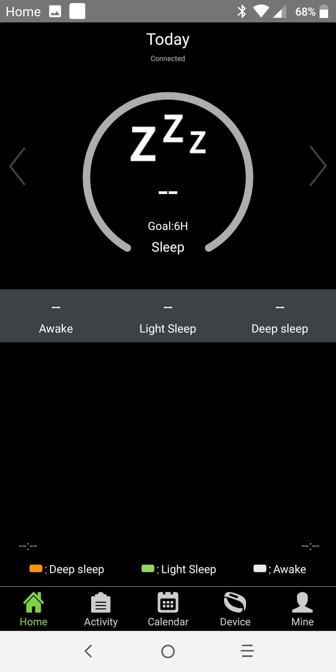 No 1 F18 Smartwatch Review app scrnsht 04