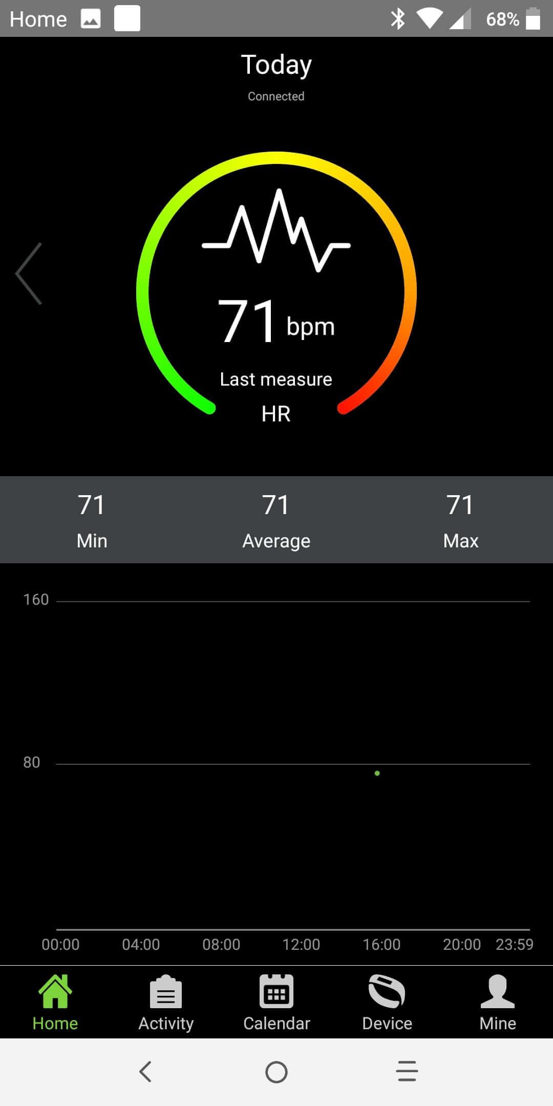 No 1 F18 Smartwatch Review app scrnsht 05
