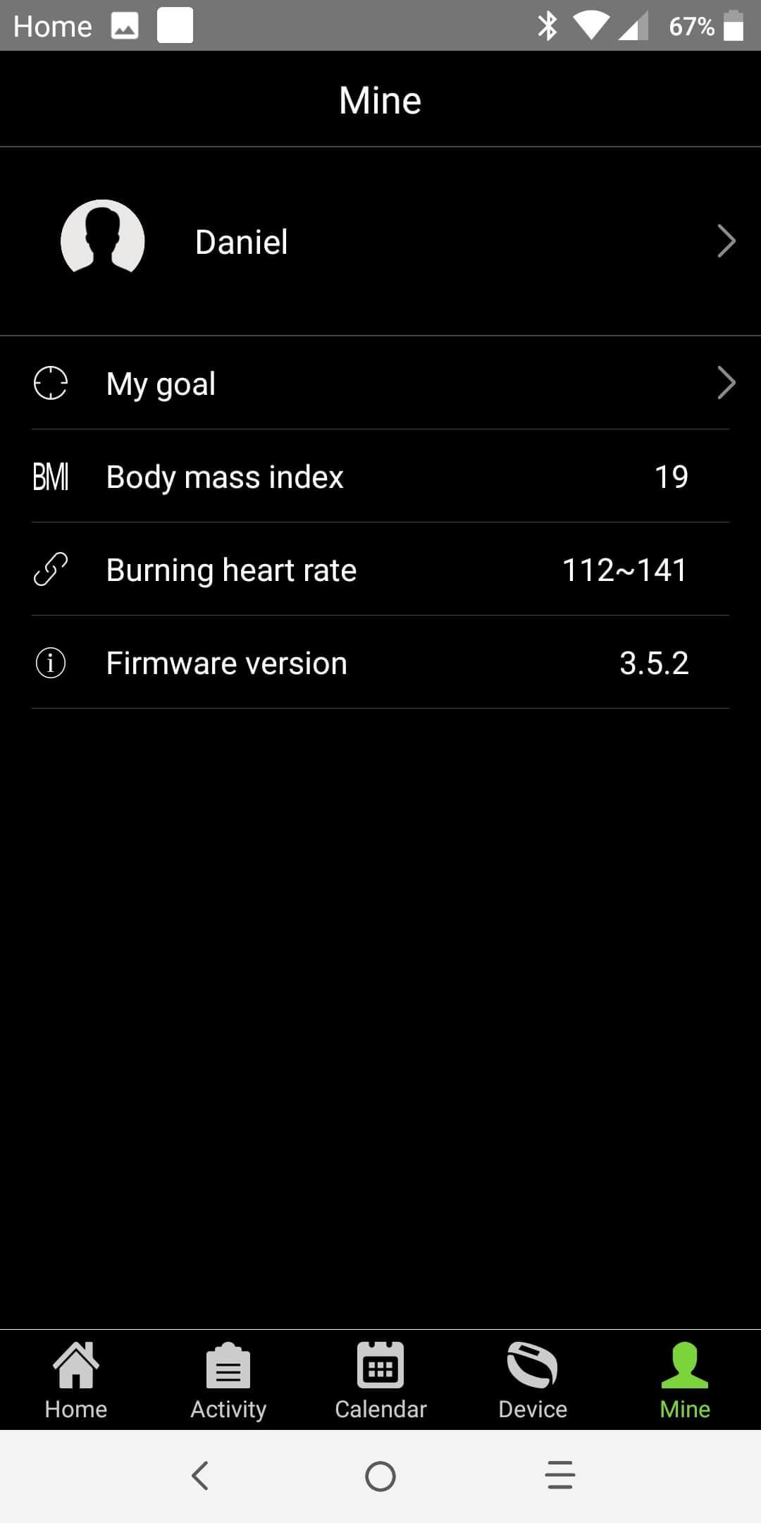 No 1 F18 Smartwatch Review app scrnsht 16