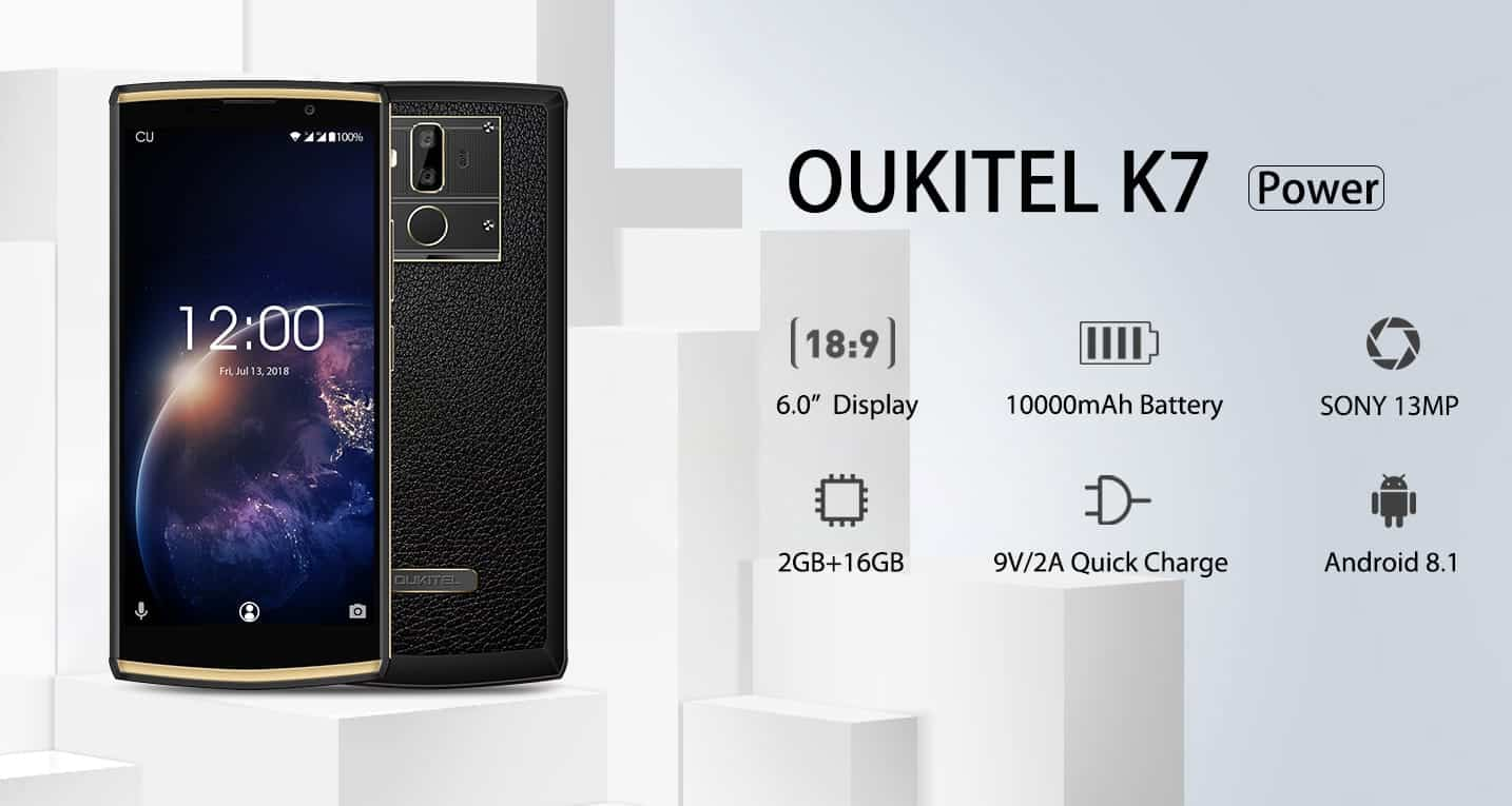 OUKITEL K7 Power image 1