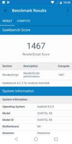 OUKITEL K8 performance bench Screenshot 05
