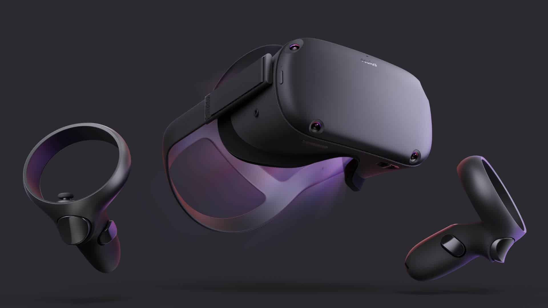 Oculus Quest Front press img 01