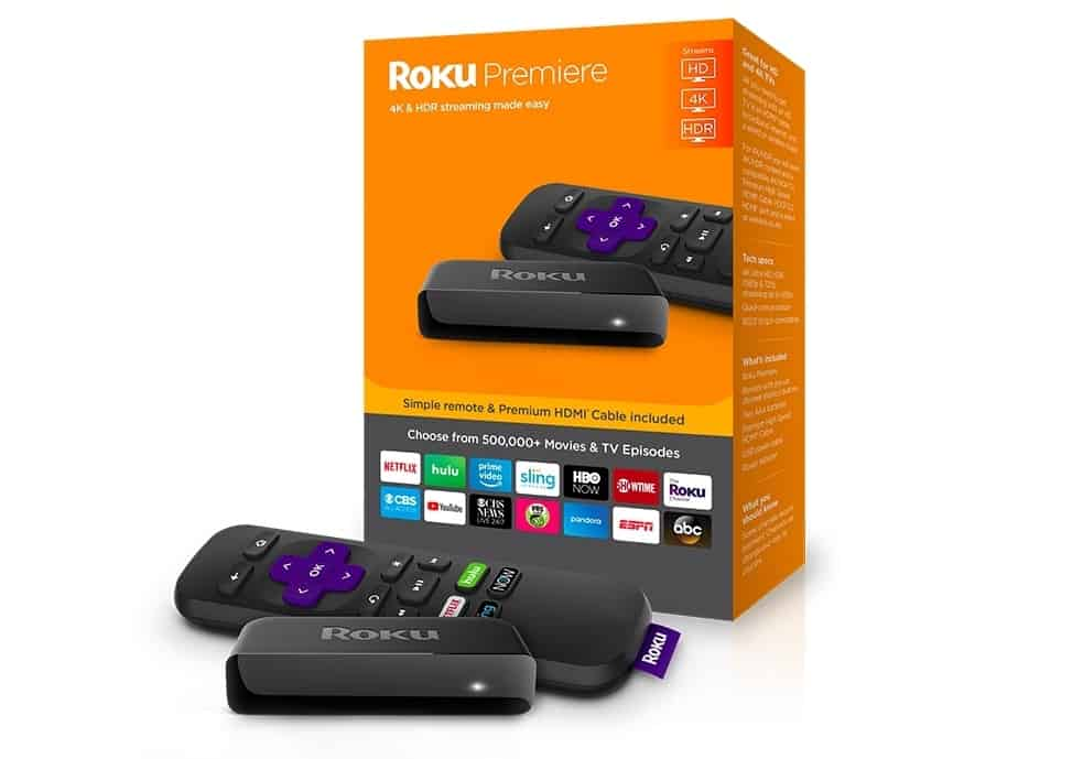 Roku's New Premiere 4K Streaming Player Only Costs $39.99