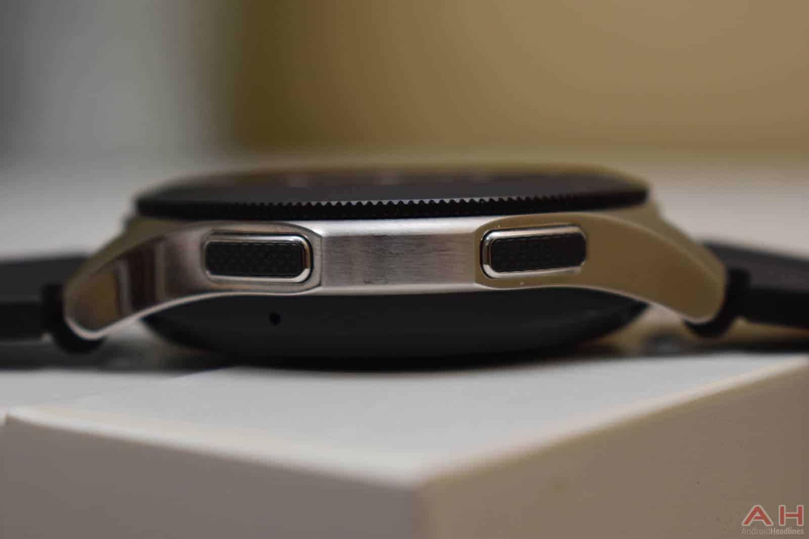 Samsung Galaxy Watch Review AM AH 5