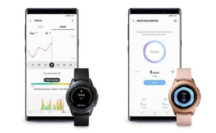 Samsung Health v6.0 update 3