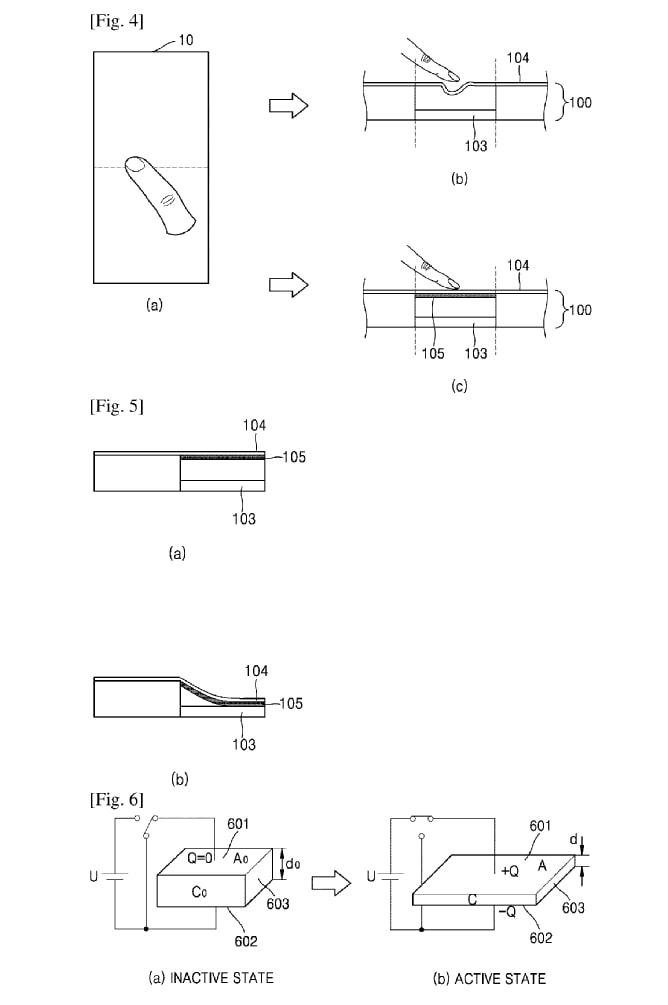 Samsung Patent US20180267574 img 03
