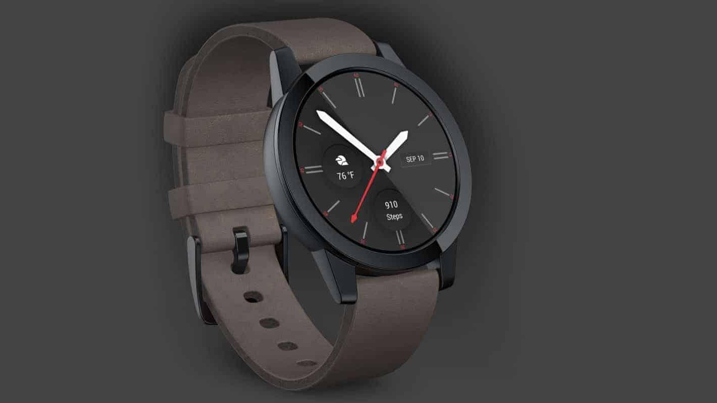 Snapdragon Wear 3100 Reference Design September 10 Official
