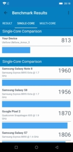 Ulefone Armor 5 Review benchmark 02